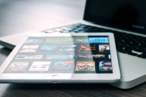 Netflix online streaming auch auf IPAD