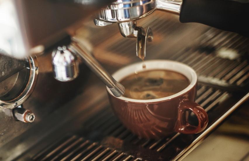 Der richtige Espresso bringt den richtigen Kaffeegenuss.