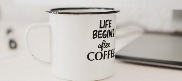 Der richtige Kaffee bringt Schwung in dein Leben
